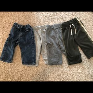 18M bundle of 4 pants 👖